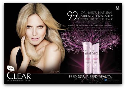 Hilangkan Ketombe Anda Dengan Shampoo Clear