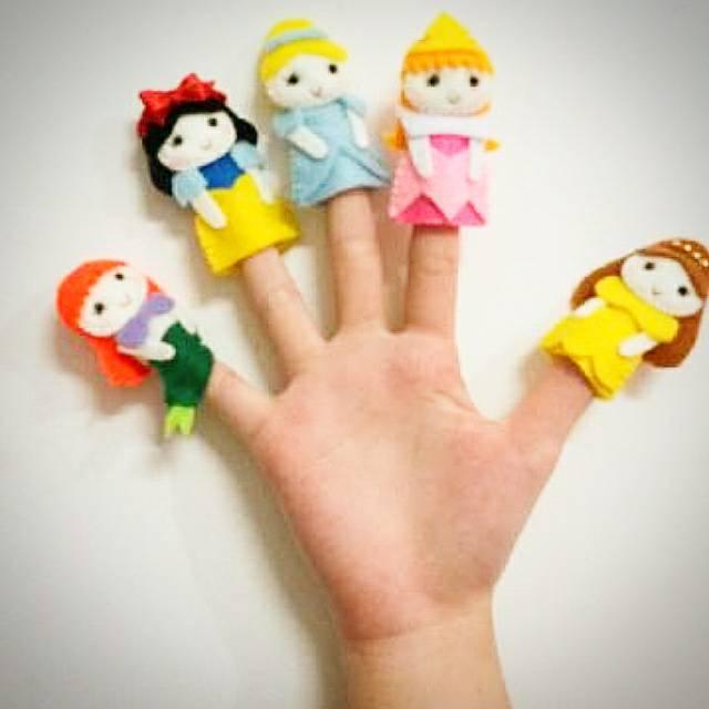 Cara Membuat Boneka Tangan