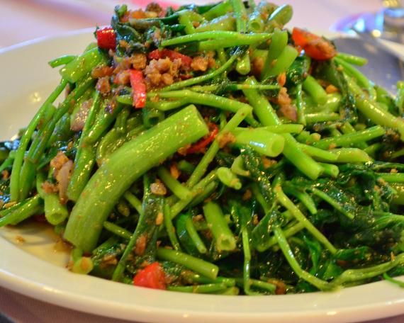 resep membuat tumis kangkung pedas  lezat harrania Resepi Cara Masak Ikan Vegetarian Enak dan Mudah