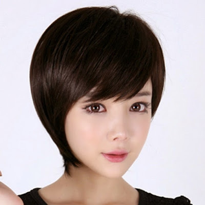 Model Rambut Pendek Wanita Yang Gendut - Harrania