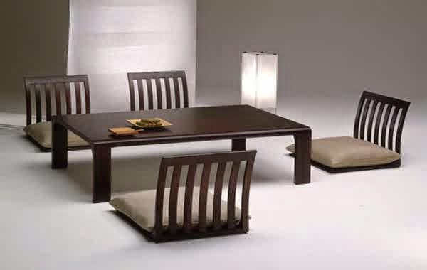 Ikea Set Meja Makan Kayu Pine Kusi 4 Aaa Maju Perabot