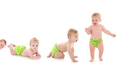 Tahap perkembangan anak