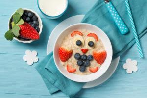 Porsi Makanan Sehat