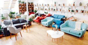 showroom furniture fabelio