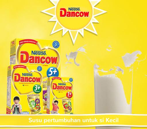 susu dancow 123